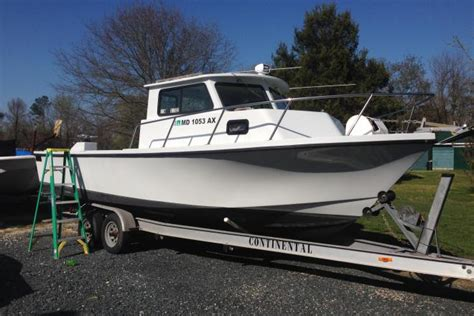 used parker boats in maryland 1990 parker pilot house for sale at federalsburg md