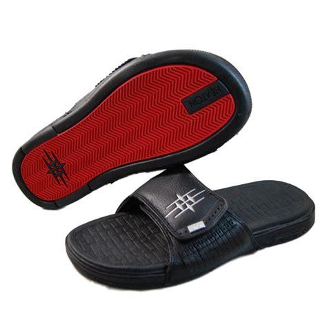 athletic sandals mens heaton mens black athletic sandals ht02a2 ebay