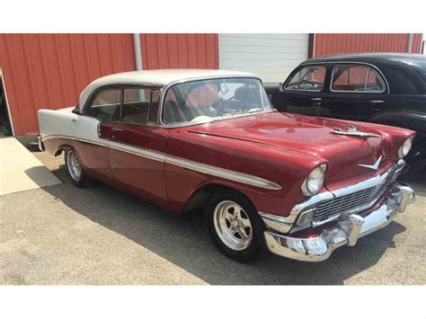 chevrolet bel air 56 1956 chevrolet bel air for sale classiccars cc 971732