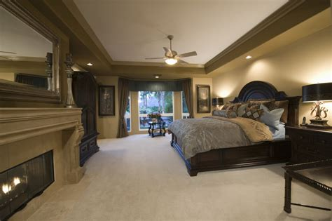 Master Bedroom Carpet 44 Stylish Master Bedrooms With Carpet