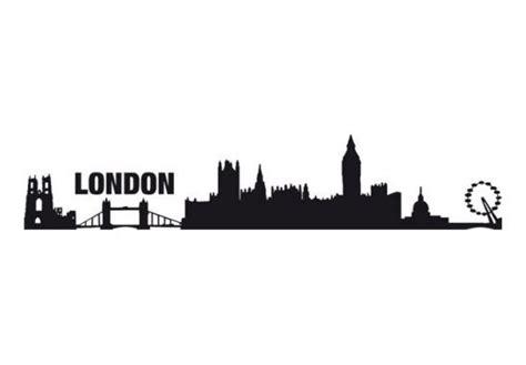 New York Wall Sticker bild skyline london clipart best