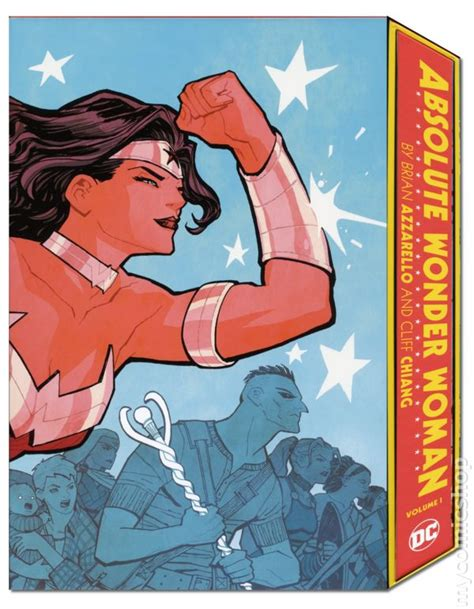 absolute wonder woman by wonder woman hc 2017 2018 dc absolute edition by azzarello and chiang comic books