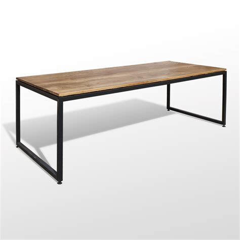 industrial dining table industrial modern dining table the streets