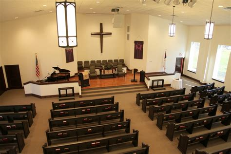 church furnishings and interiors