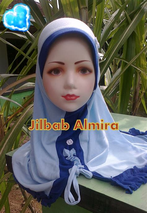 Jilbab Anak Eceran Jilbab Anak Almira Rumah Produksi Ummi