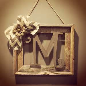 barnwood rustic home decor frame with by allthatsrustic on