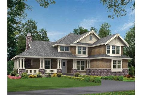 Craftsman House Plans With Wrap Around Porch Single Story Craftsman House Plans Craftsman House Plans With Wrap Around Porch Authentic