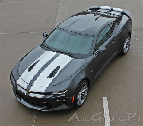 with stripes 2016 2017 2018 chevy camaro sport pin quot oem factory style quot rally and racing stripes
