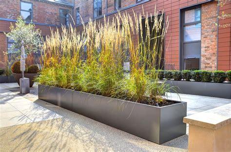 library leamington spa planters  communal