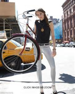 Milde Model Loses Tights Courtesy Thin 2 will they learn model loses and half a bicycle