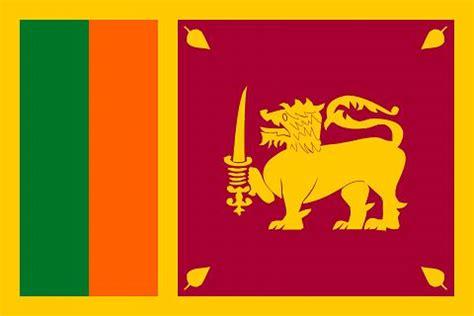 sri lanka flags and symbols and national anthem
