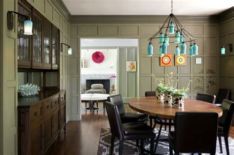 Panel Design Living Room Eclectic With White Trim White » New Home Design