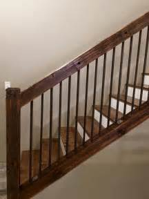 top 25 best indoor stair railing ideas on