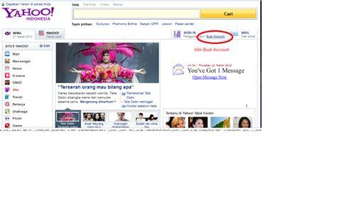 jelaskan cara membuat email yahoo cara membuat email yahoo terbaru 2013 bergambar info