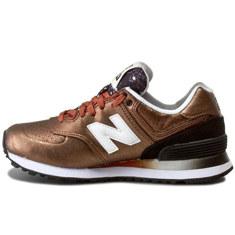 New Balance 4266a0 Brown Gold sneakers new balance wl574rab brown gold sneakers