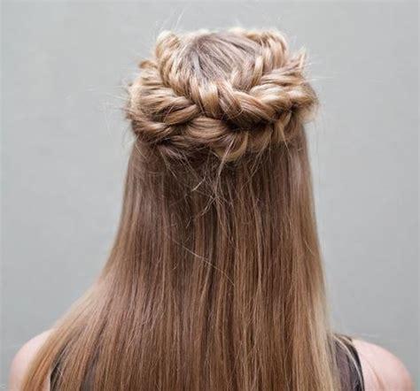 wedding hairstyles half up half down straight 10 pretty half up half down wedding hairstyles more com