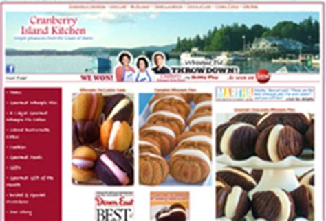 cranberry island kitchen website design website portfolio web designer in