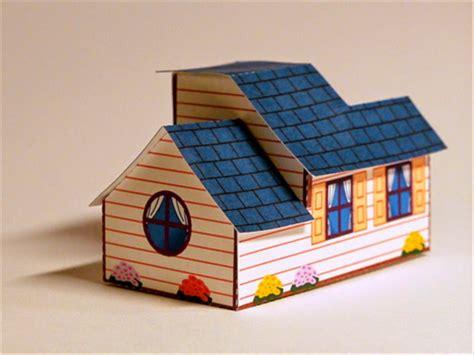 cara membuat kerajinan tangan rumah dari kardus yang mudah membuat miniatur rumah dari kardus bekas animegue com