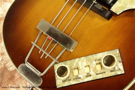 hofner   beatle bass wwwfretcom