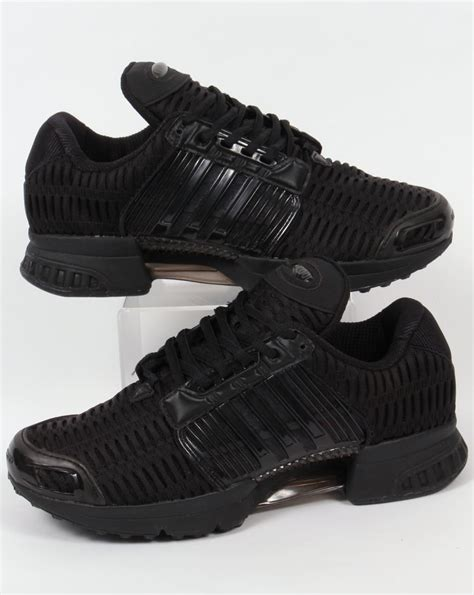 adidas clima cool  trainers triple blackoriginalsshoes