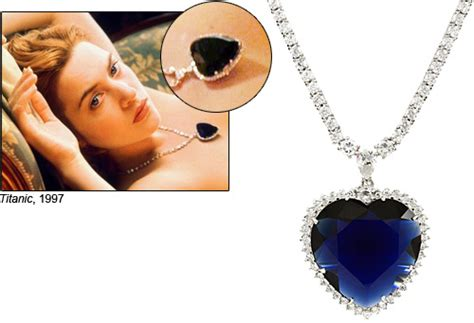 titanic film jewellery kate winslet s tanzanite necklace gemnote
