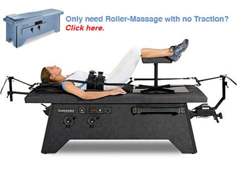 Lumbar Traction Table Traction Massage Table Roller Chiropractic Traction Table