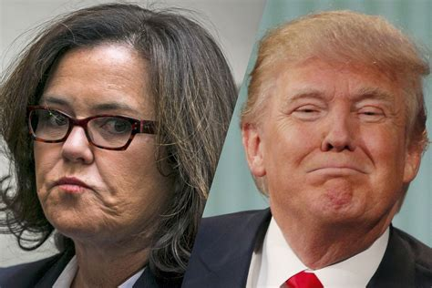Donald Vs Rosie This Is Great he said she said donald vs rosie o donnell