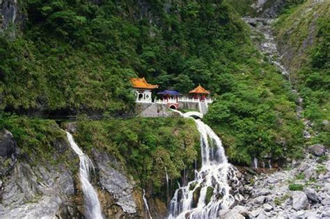 attractions spots hualien county top 10 attractions in taiwan china china org cn