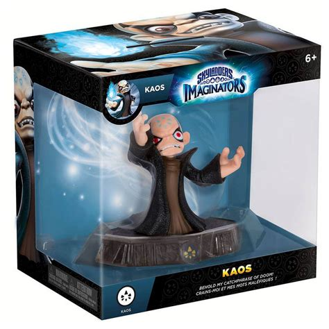 Kaos Set S T3009 6 what s in skylanders imaginators wave 1 skylanders