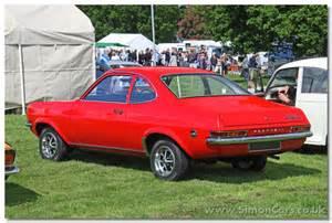 Vauxhall Viva Firenza Simon Cars Vauxhall Firenza