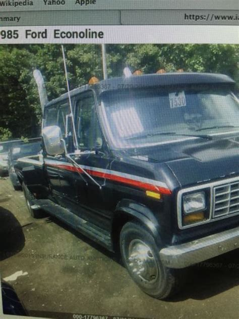 how cars engines work 1985 ford f series navigation system ford e series van crew cab pickup 1985 black for sale 1fdje3417fha78095 1985 ford van pickup