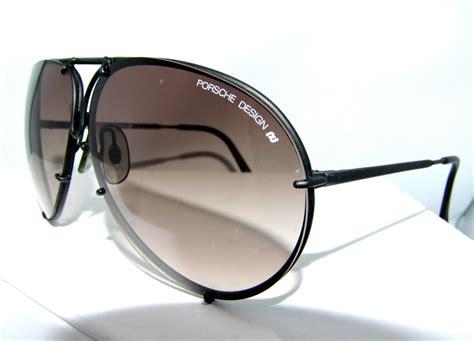 porsche design 5621 aviator sunglasses vintage