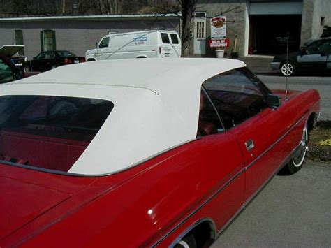 aro 2000 generic installation convertible tops and aro pattern 160 169 1969 72 ford mercury