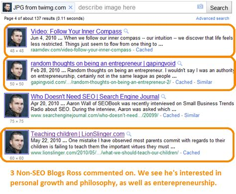 How To Search For Using An Image 3 Ways To Use S New Search By Image For Link Building Moz