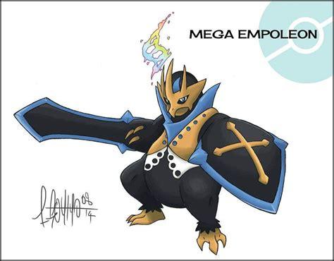Mega Essay by Mega Empoleon Concept Pok 233 Mon Amino