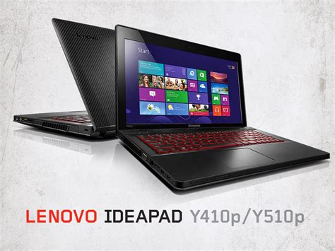 Laptop Lenovo Ideapad Y410p lenovo s y510p and y410p quot haswell quot gaming laptop gets discounts