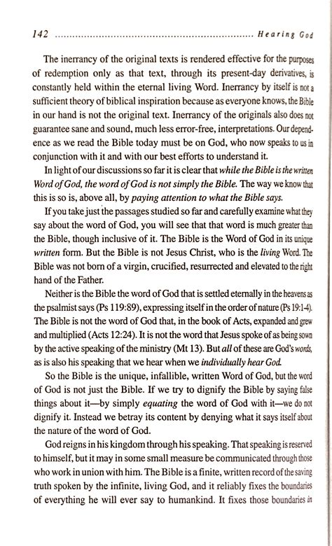 bible section dallas willard on the bible and the word of god steve