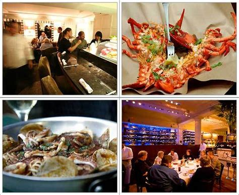 The Oceanaire Seafood Room Boston Ma by Something Fishy S Always Going On The Boston Globe