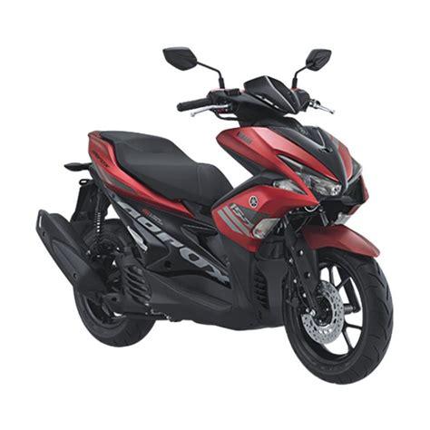 Blibli Yamaha Aerox | jual yamaha aerox 155 vva sepeda motor otr jabodetabek