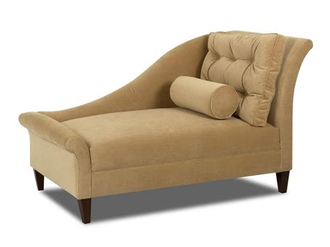 Chaise Living Room by Klaussner Living Room Lincoln Chaise Lounge 270l