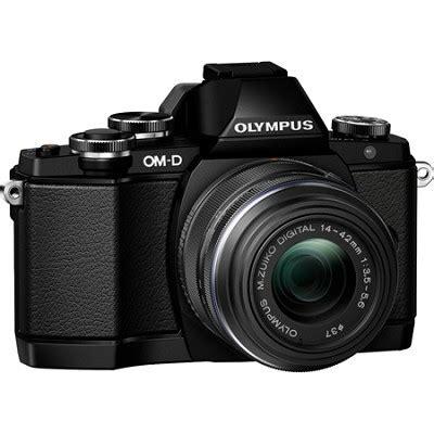 olympus mirrorless cameras comparison