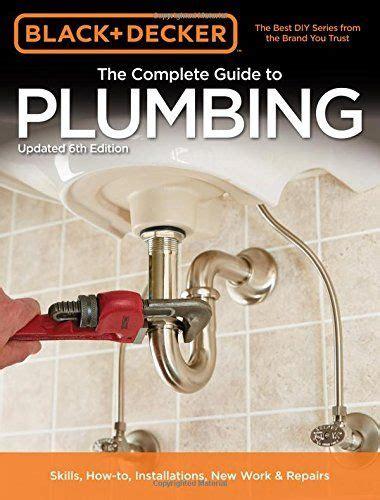 black decker  complete guide  plumbing  edition