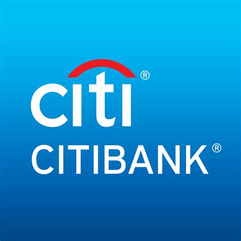 citi bank citibank identity fonts in use