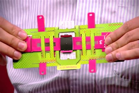 How To Make A Microscope Out Of Paper - foldscope origami based folding microscope mikeshouts