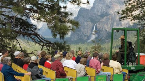 Yosemite Valley Floor Tour by Yosemite Valley Floor Tour Discover Yosemite National Park