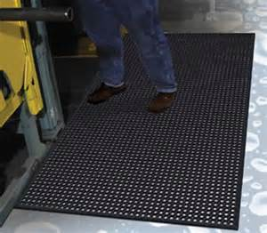 industrial and commercial anti fatigue safety floormats