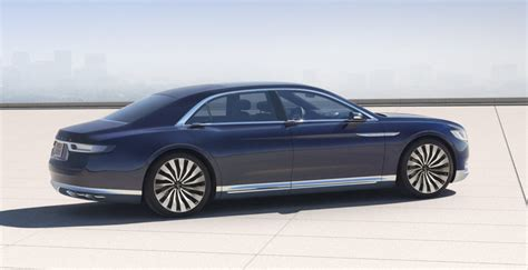 2019 the lincoln continental 2019 lincoln continental design engine competition