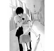 Wallpaper Anime Couple Black And White 702 Best Images