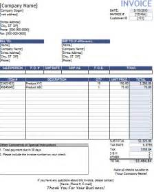 Office Invoice Template by Office Invoice Template