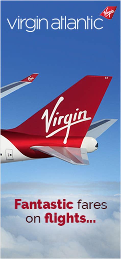 book virgin atlantic flights plane   airfare